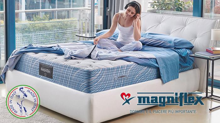 Magniflex - матрасы из Италии